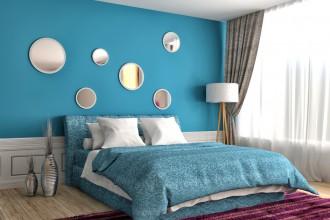 Jak urządzić sypialnię sprzyjającą wypoczynkowi?