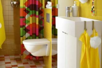 5 świetnych sposobów na małą łazienkę