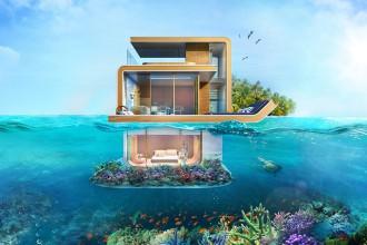 Dryfujące domy to tylko kwestia czasu? Już powstają w Dubaju