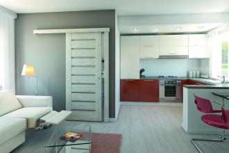 Poznaj zalety drzwi przesuwnych w kuchni