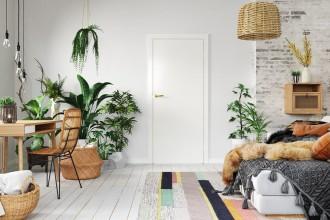 Biała sypialnia – nowoczesne i inspirujące rozwiązania