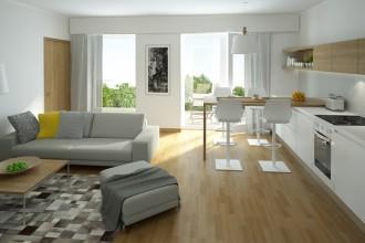 Salon połączony z kuchnią - czy to dobre rozwiązanie?