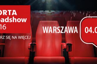PORTA Roadshow 2016 - Warszawa (4.03.2016)