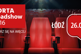 PORTA Roadshow 2016 – Łódź (26.02.2016)