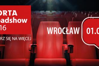 PORTA Roadshow 2016 - Wrocław (1.03.2016)