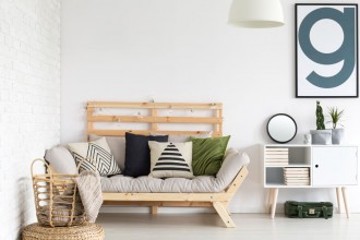 Małe mieszkanie i proste triki, o których musisz pamiętać