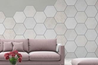 Tapety 3d i trójwymiarowe panele ścienne - sposób na atrakcyjne wnętrze