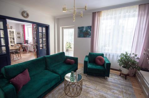 Conchita Home – nowe życie starego domu