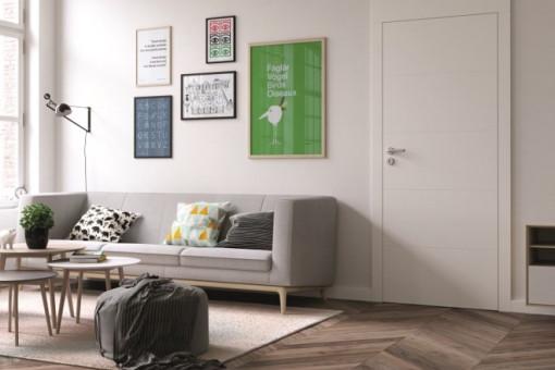 W jakich wnętrzach najlepiej sprawdzą się białe drzwi?