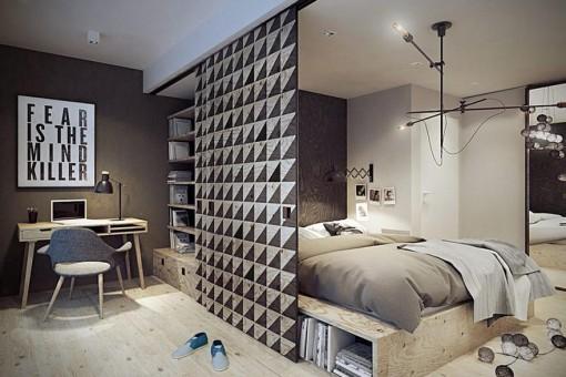 Sypialnia dla prawdziwego mężczyzny. Jak ją urządzić?
