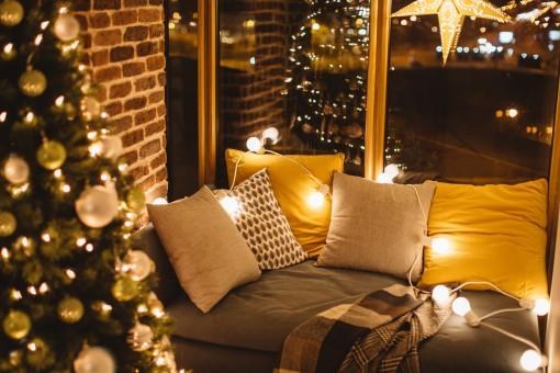 Trendy dekoratorskie na Boże Narodzenie 2017