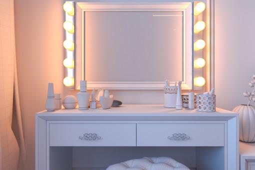 Lustro w domu. Ciekawe aranżacje małych pokoi z lustrami