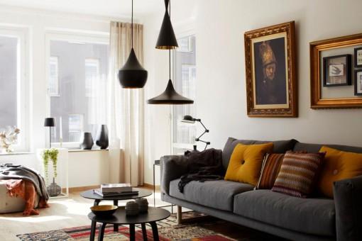 Urządzanie mieszkania na jesień – zadbaj o oświetlenie