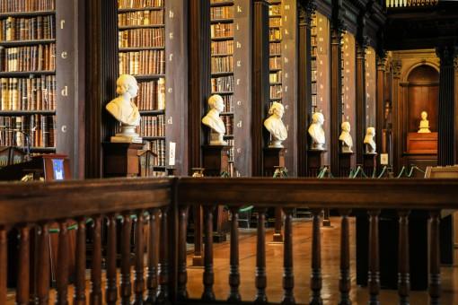 Najpiękniejsze biblioteki świata – zapierają dech w piersiach