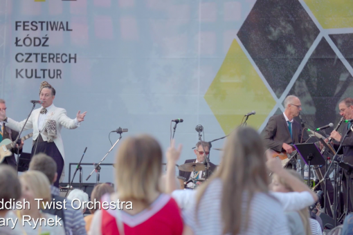 Wielkie święto dialogu - Festiwal Łódź 4 Kultur
