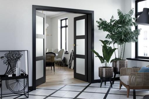 Drzwi w stylu francuskim w twoich wnętrzach