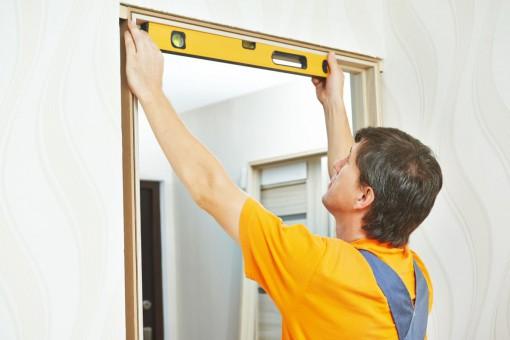 Jakie są typowe wymiary drzwi?
