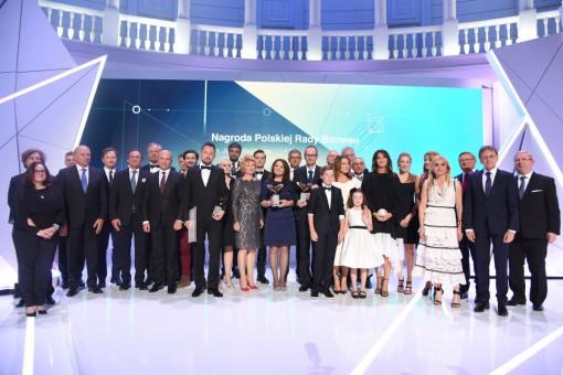 """Jacek Sarnowski nominowany do """"Biznesowych Oscarów"""" nagrody Polskiej Rady Biznesu"""
