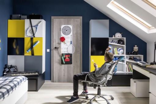 Jak urządzić pokój młodzieżowy dla nastolatka?