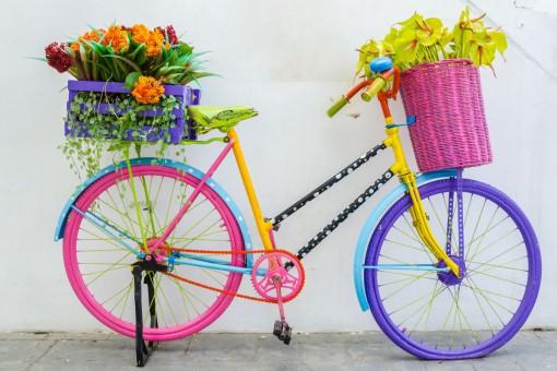 Wiosną otwórz się na kolory