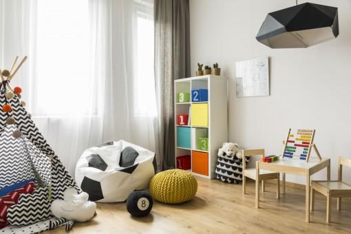 Jak wybrać drzwi do pokoju dziecka?