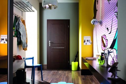 Jak dopasować drzwi wejściowe do drzwi wewnętrznych - krótki poradnik