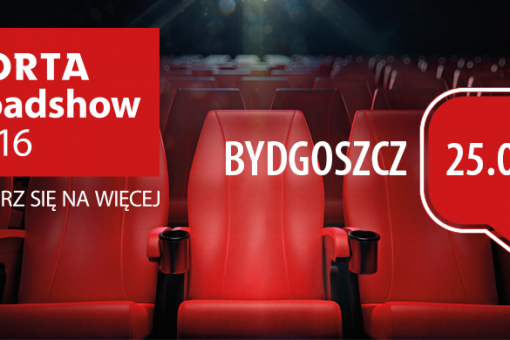 PORTA Roadshow 2016 – Bydgoszcz (25.02.2016)