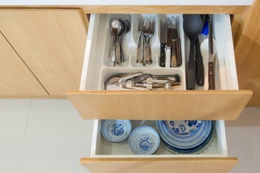 Szuflady kuchenne - jakie szuflady wybrać przy urządzaniu kuchni?