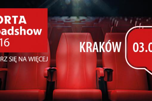 PORTA Roadshow 2016 - Kraków (3.03.2016)