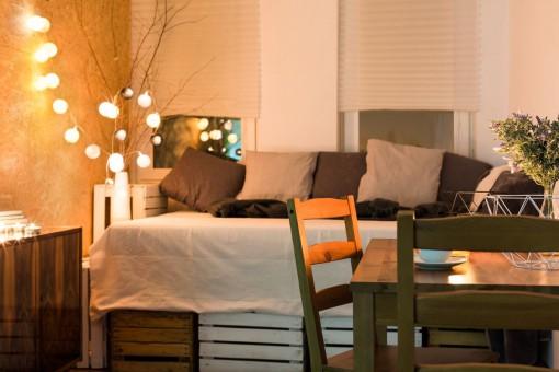 Małe może być piękne – jak urządzić niewielkie mieszkanie?