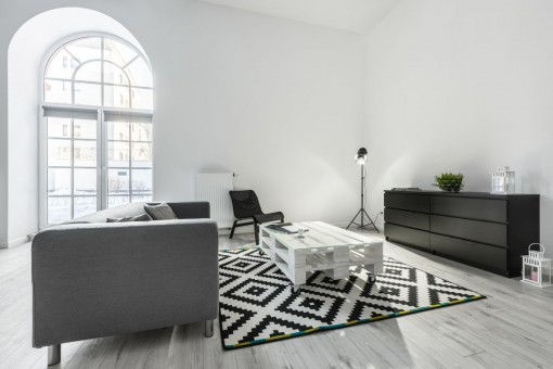 Wybieramy dywan do salonu: zobacz najnowsze trendy oraz przeczytaj krótki poradnik jak odpowiednio dobrać dywan do wnętrza!