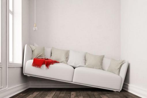 Wąski pokój w bloku - czego unikać przy jego urządzaniu?