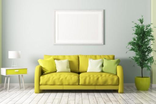 Monochromatyczne wnętrza - najnowszy trend w urządzeniu mieszkania!