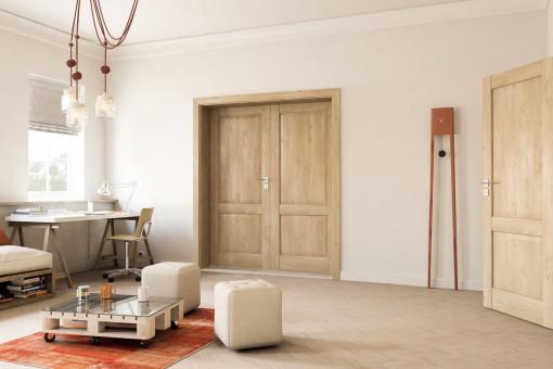 Okleiny 3D na drzwi - prosty sposób na zmianę wystroju mieszkania!