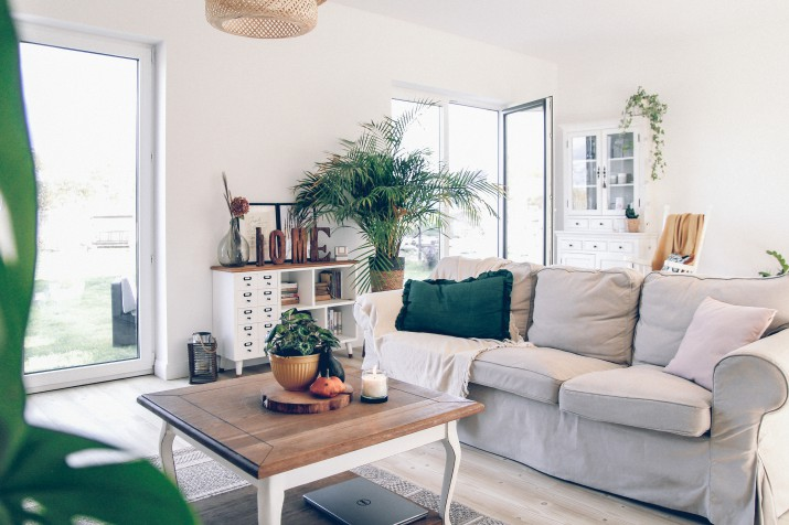 Home on the Hill – jasne kolory życia