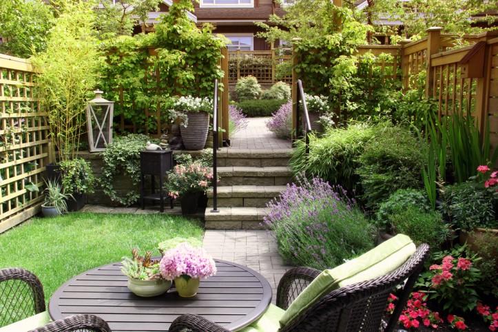 Ogród jak kawalerka. 6 wskazówek aranżacyjnych