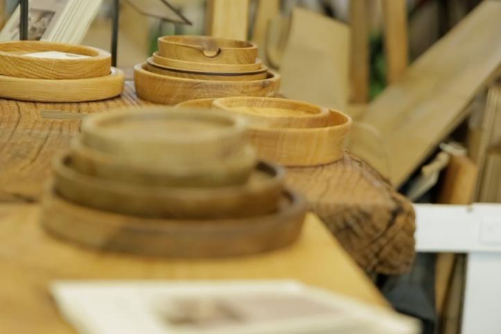 Niezwykłe meble - drugie życie starego drewna
