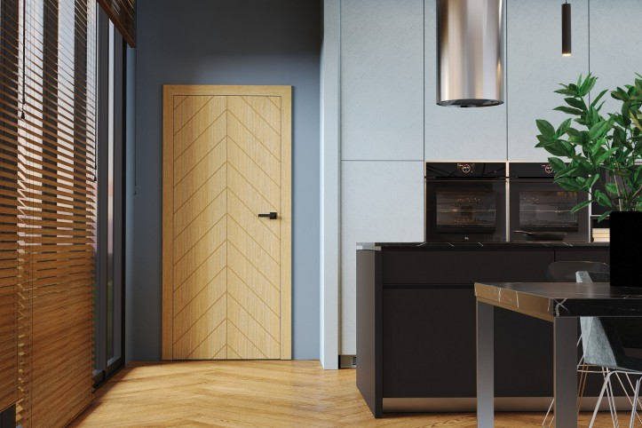 Drzwi fornirowane czy okleinowane? Jakie wybrać?