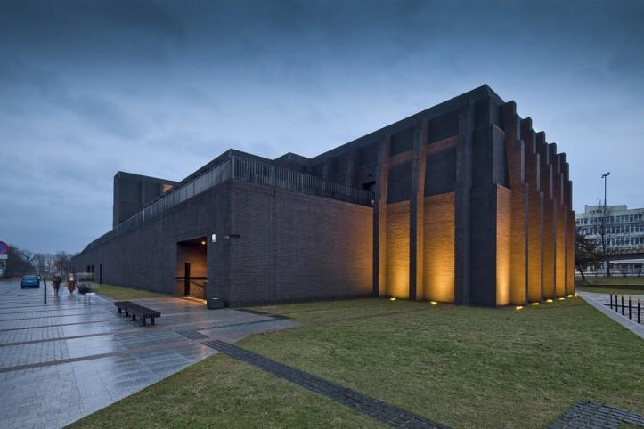Porta podczas międzynarodowej Expo konferencji architektury, designu, mebli i oświetlenia