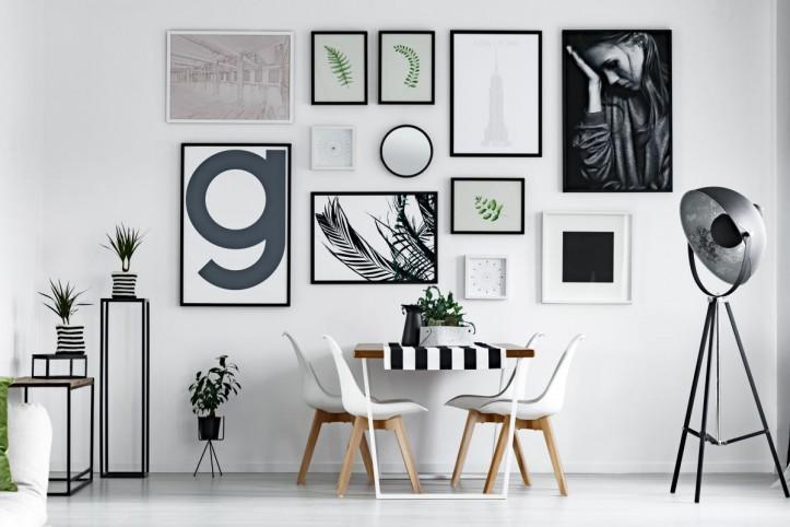 Jak stworzyć idealną galerię ścienną?