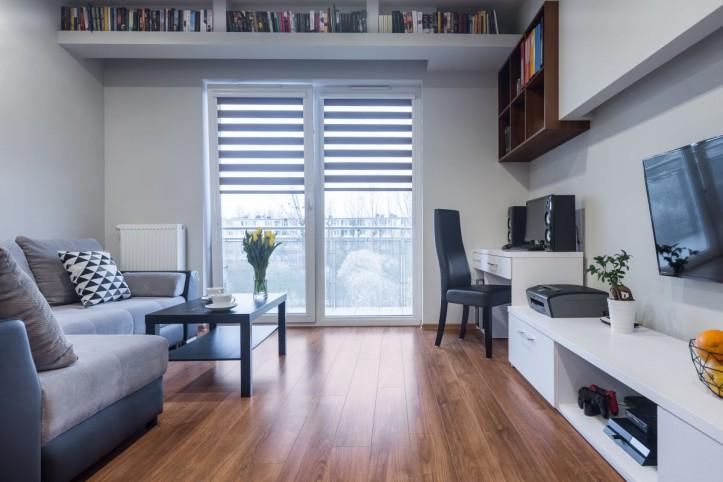 Jak urządzić mały salon w mieszkaniu w bloku?
