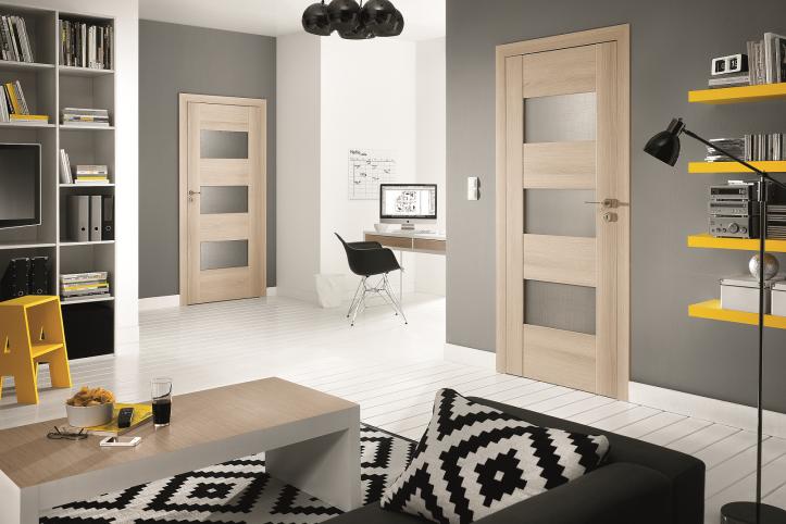 MDF, HDF i płyty wiórowe. Co kryje się w Twoich drzwiach?