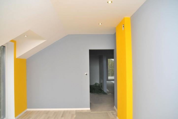 5 wskazówek, które ułatwią Ci malowanie ścian oraz skosów na poddaszu!