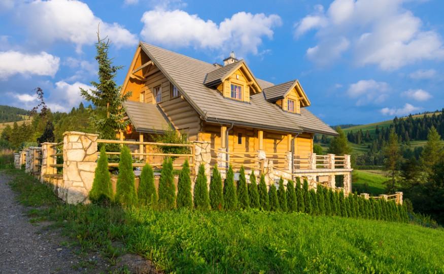Dom ekologiczny oznacza przede wszystkim trwałość