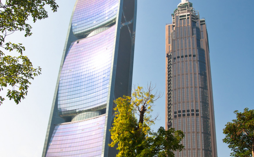 Pearl River Tower, Guangzhou, Chiny