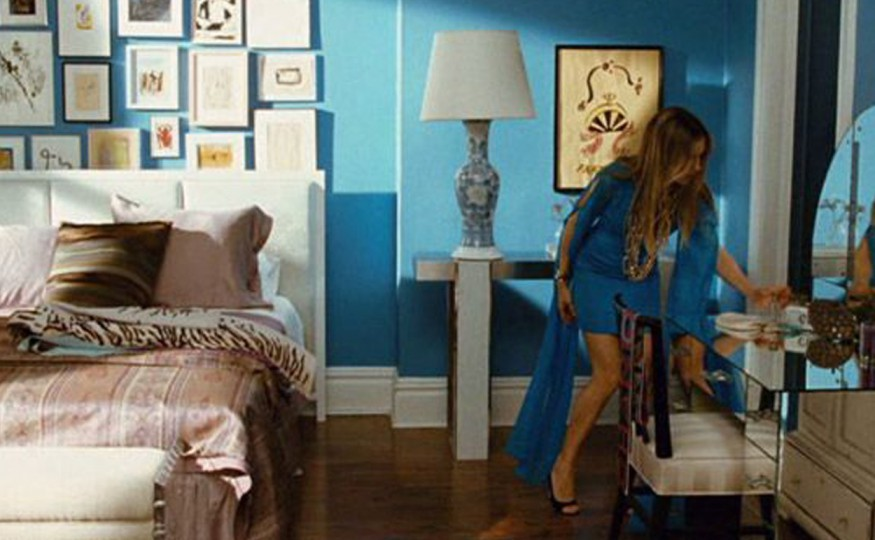 Wygoda i elegancja u Carrie Bradshaw