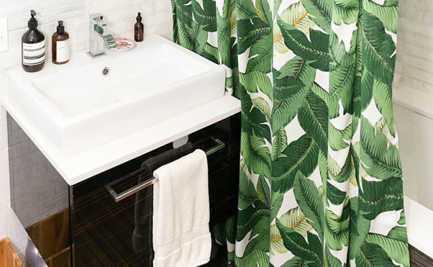 Jak urządzić łazienkę i kuchnię w tropikach?