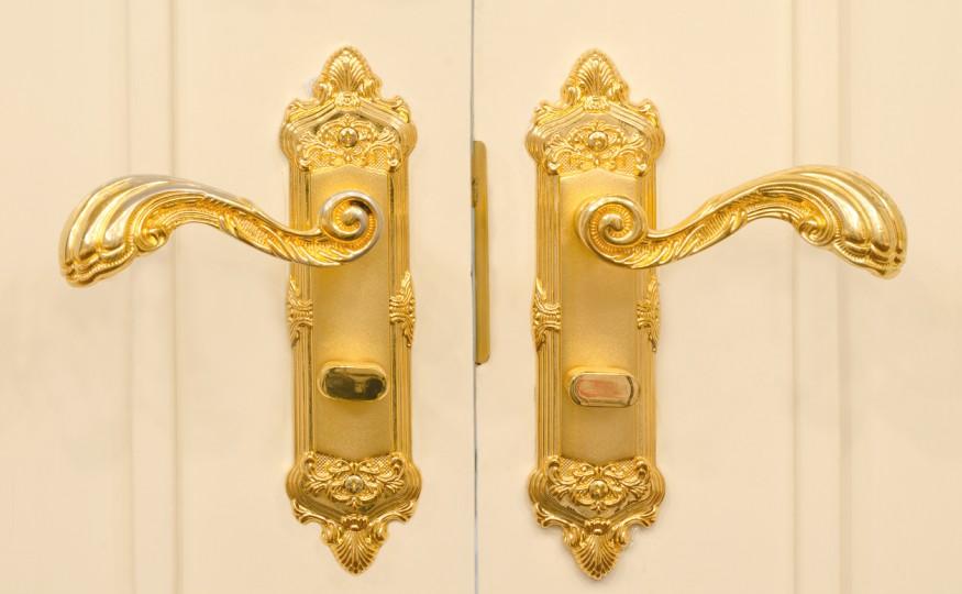 Biżuteria do drzwi