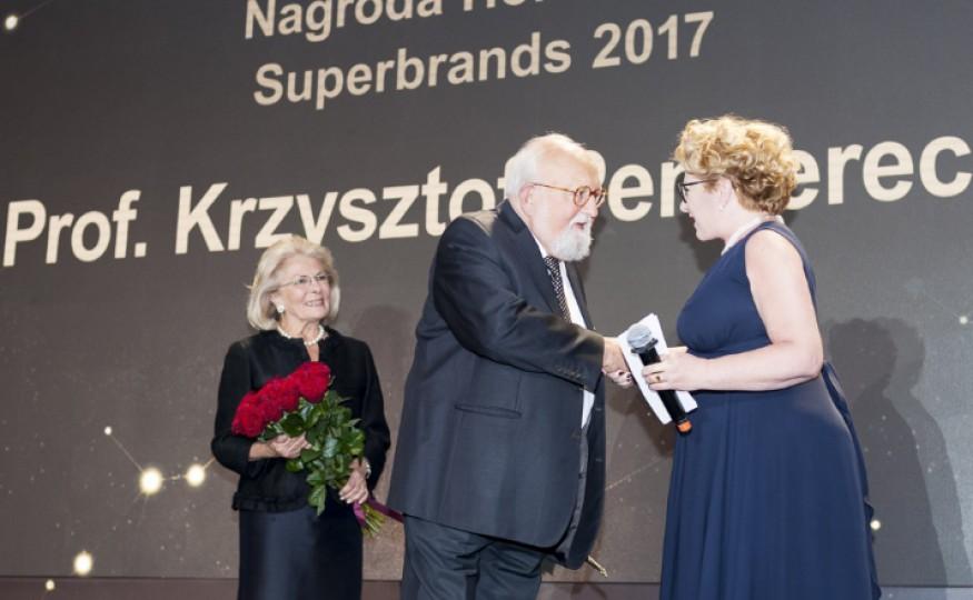 Specjalne wyróżnienie dla Krzysztofa Pendereckiego