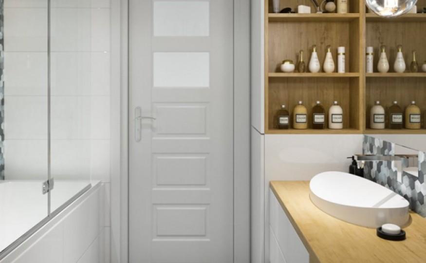 Mała łazienka – inspiracje